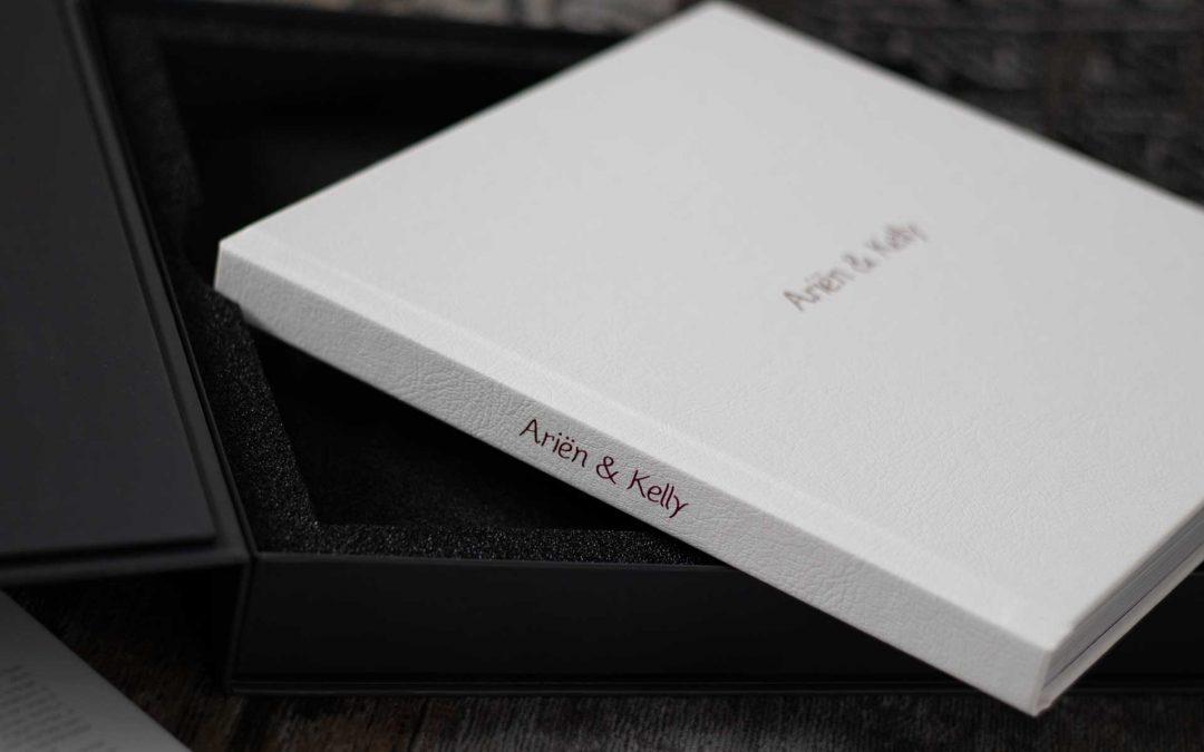 Fotoalbum de Luxe White