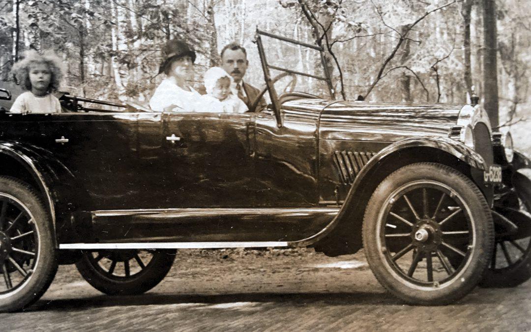 Oldtimer foto scannen