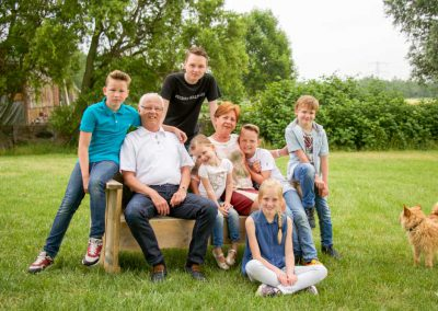 fotoreportage familie