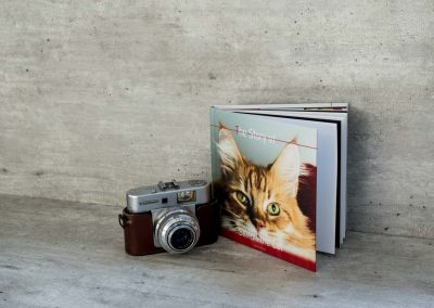 fotoboek simon de kat dik fotopapier