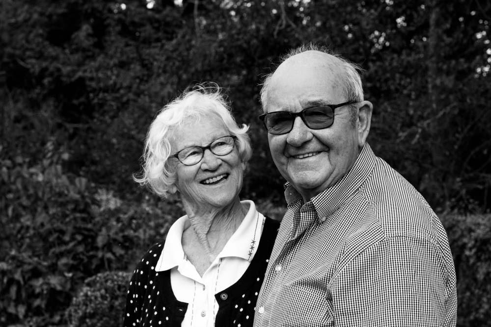 Fotoreportage Ouder Echtpaar