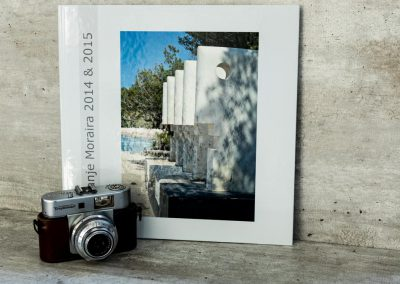 Fotoboek fotocover Spanje