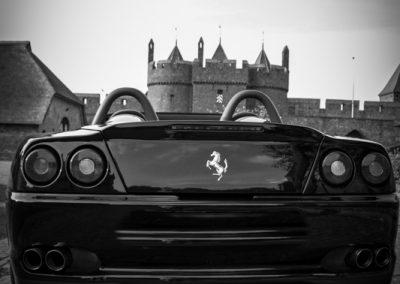 Fotoreportage met Fotoboek Ferrari